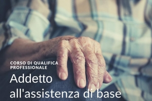 Corso di qualifica professionale per Addetto all'Assistenza di base